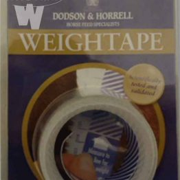 Dodson & Horrell Weightape Meetlint