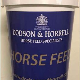 Dodson & Horrell Voerton met deksel