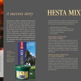 St. Hippolyt Hesta Mix