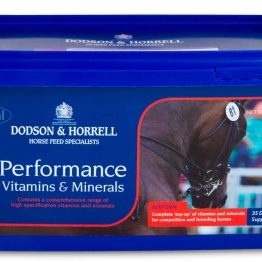 Dodson & Horrell Performance Vitamins Minerals