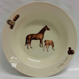 World of Jet Country Horses Diep bord