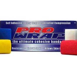 Pro Wrap Black Bandage 10cm