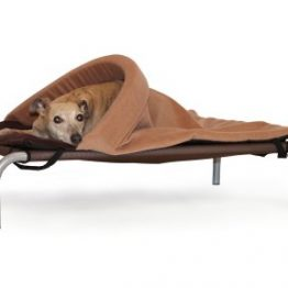 HiK9 Snuggle Tunnel Slaapzak Medium tbv Hondenstretcher