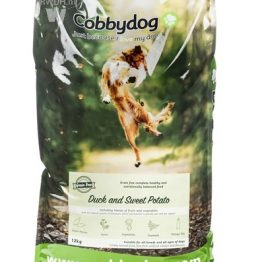 CobbyDog Duck & Sweet Potato Cold Pressed