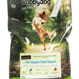 CobbyDog Fish Supper Cold Pressed